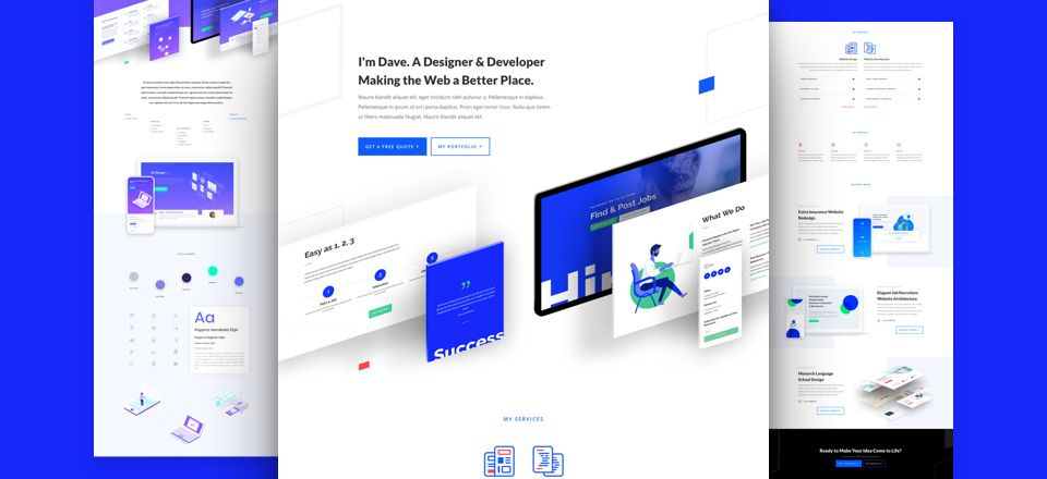 divi-web-freelancer-layout-pack-featured-image
